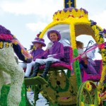 Парад Цветов на Джерси